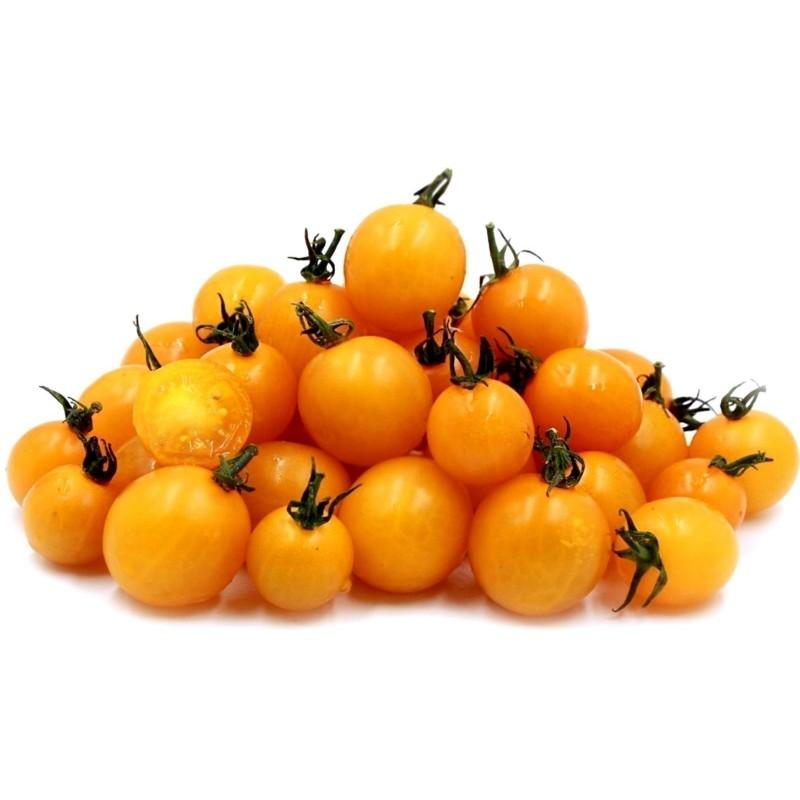 Sementes de Tomate Cereja Amarelo