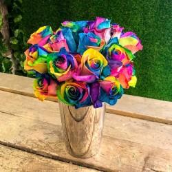 Sementes de Rainbow Rose 2.5 - 2
