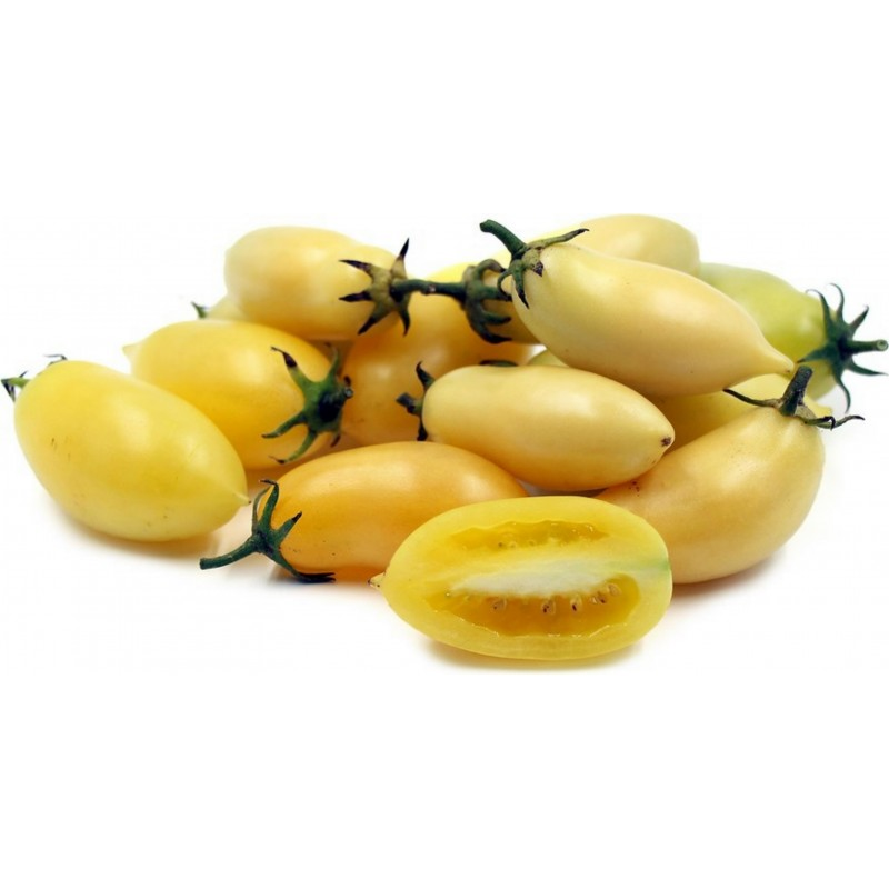 CREAM SAUSAGE Tomato Seeds 1.65 - 4