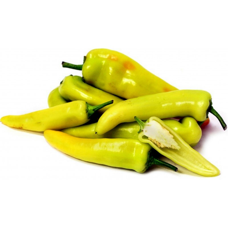 Hungarian Hot Wax Chili Samen 2 - 1