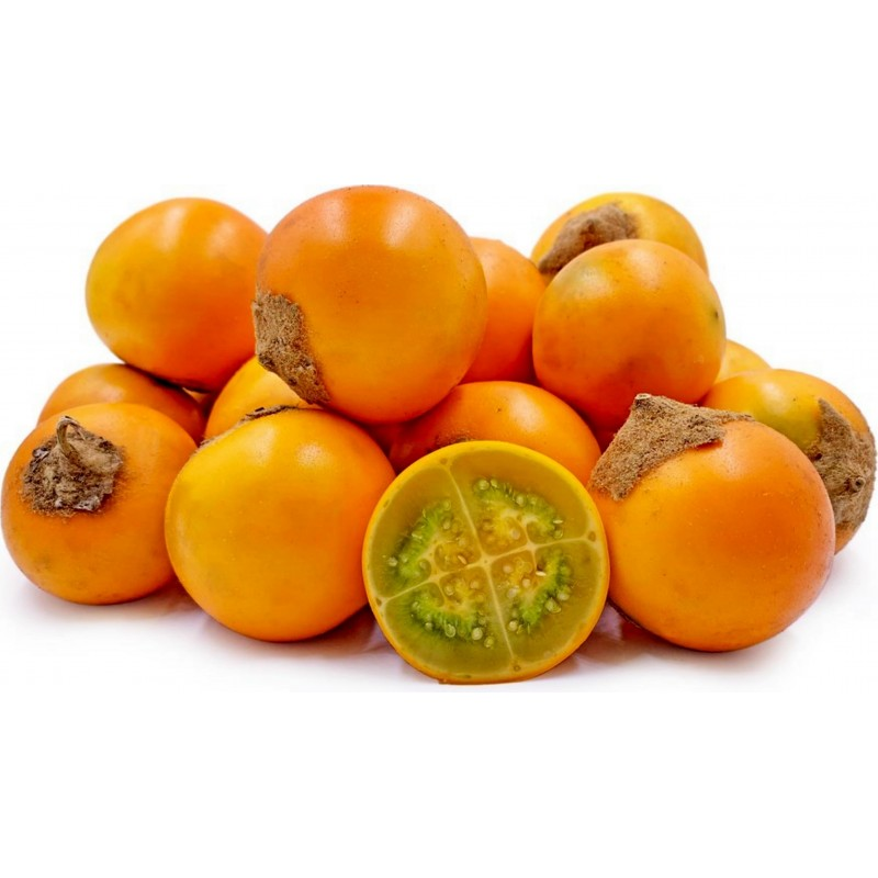 Sementes de Lulo - Naranjilla - Naranjilha (Solanum Quitoense) 2.45 - 1