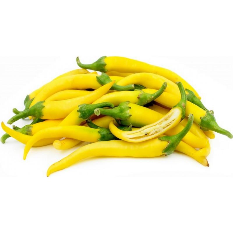 Chili Seeds 'Golden Cayenne' 1.95 - 2