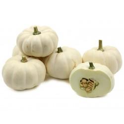 Squash  Pumpkin - BABY BOO seeds 2 - 2