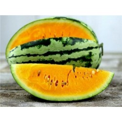 Watermelon Seeds Orange Flesh