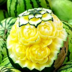 Gelbe Wassermelone Samen super süss 2.55 - 2