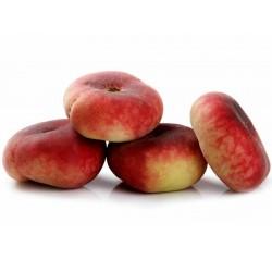 Saturn Peach, Paraguayo, Platerina Peach Seeds  - 1