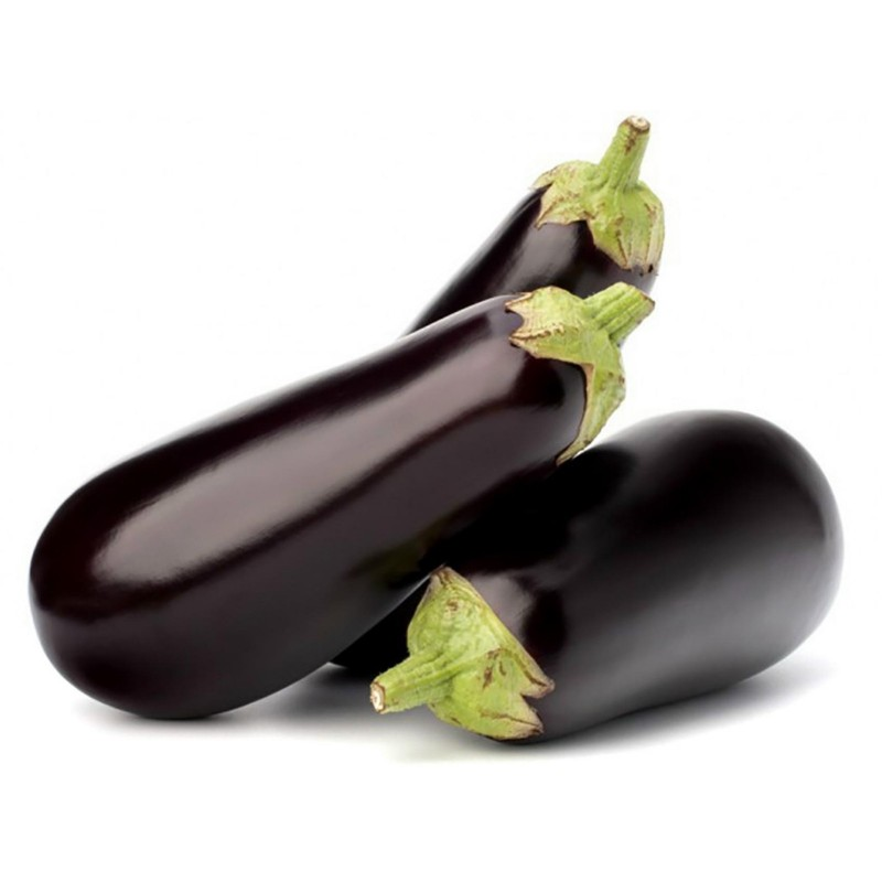 Medium Long Eggplant Seeds  - 2